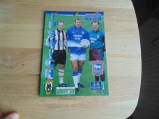 Ipswich Town v Reading, 1996/97